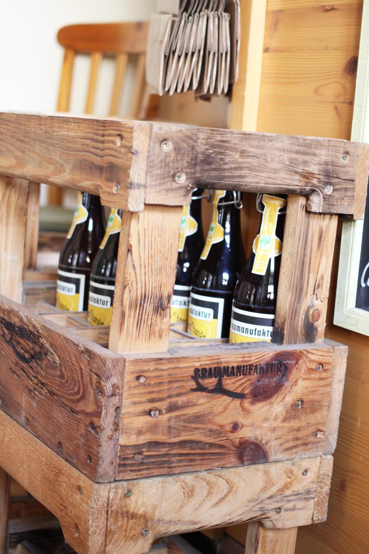 Bier aus der Braumanufaktur Potsdam
