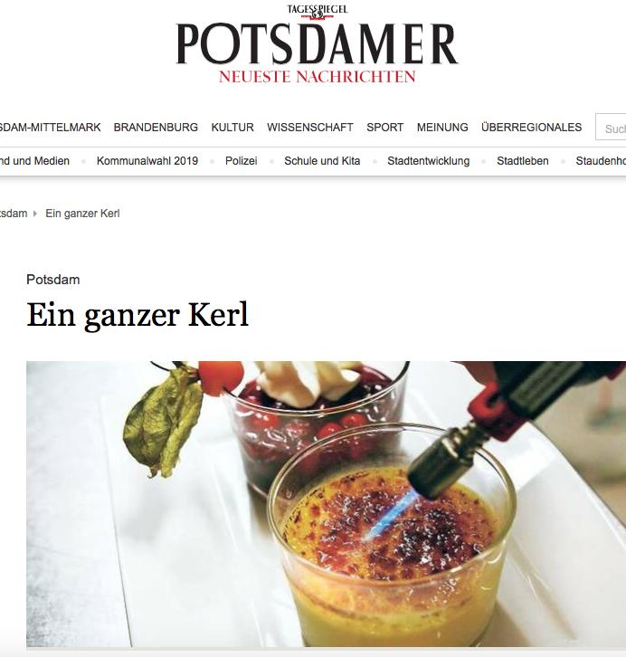 Der Butt Potsdam
